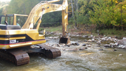 Gravel removal from streams can create more problems than it solves.