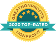 2020 Great Nonprofits Badge.