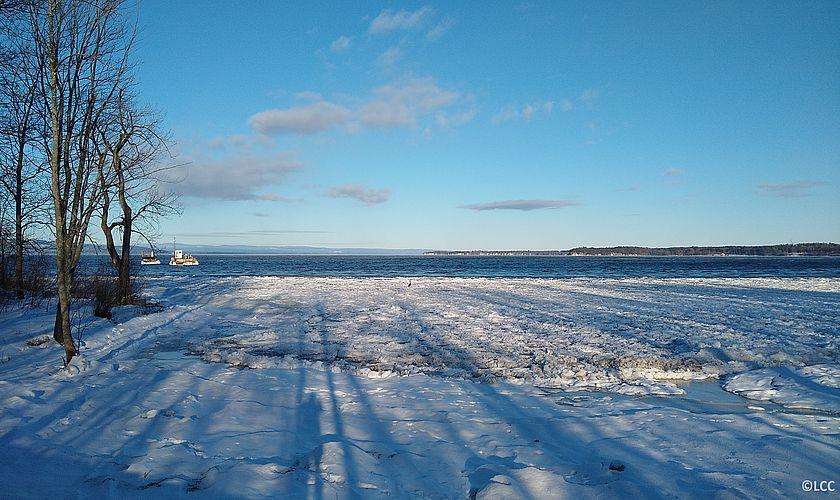 Seasons on Lake Champlain - LCC