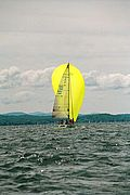Support lake causes at the 2012 Regatta for Lake Champlain. Photo by Carolyn Bates.