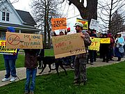 Vermont is the first state in the nation to approve an outright ban on fracking. Photo by Bill Baker on Flickr.