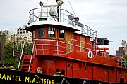 Tugboat from the McAllister Towing and Transportation Company. Photo by Rob and Jessie Stankey.